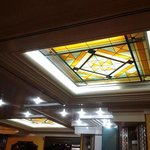 mosaico soffitto...