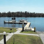 our docks and boat ramp