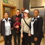 Amazing Staff Holiday Inn Express Cape Town