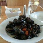 Parisian Mussels