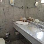 baños amplios y limpios