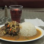 delicious musk ox curry
