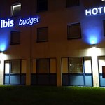Ibis by night