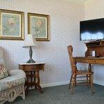 3rd Floor Suite Sitting Room