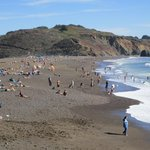 Indian Summer at Rodeo Beach