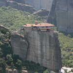 Through the haze on a very hot summers day - Meteora