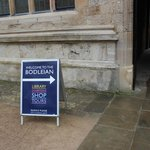 Bodleian Library, Oxford, Sep 2014