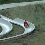 Alpine slides