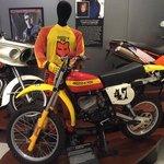 Moto-X Fox Shox Suzuki 125