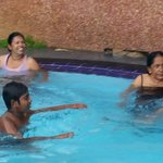 Wunderbar, Bentota, SL - swimming pool  area