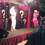 Elvis and Marilyn live!