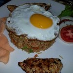 Nasi goreng is the best in the world.
