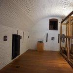 Ammunition storage room