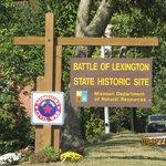 Battle of Lexington Historic Site