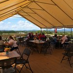 Lunch at Chattooga Belle Farm