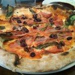 Amazing Margarita Pizza!