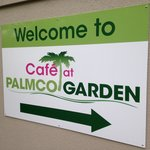 Cafe at Palmco Gardens