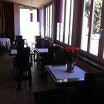 Φωτογραφία: Restaurant La Passerelle Du Clair De Lune
