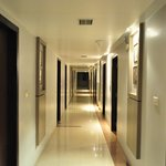 Corridor of the seventh floor