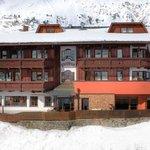 Ski in ski out Hotel direkt an der Gondelbahn-Festkogel