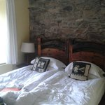 Bed in matterdale room