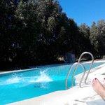 Supuesta piscina a 4km