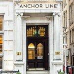 The Anchor Line Entrance