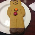 Ginger Bread Man So tasty