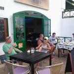 Miscue's snooker bar, playa blanca