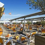 Terrasse du bar du soleil