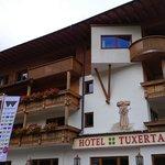 Hotel Tuxertal Foto