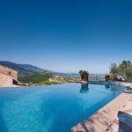 The Villa Volpi view
