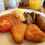 Veggie English Breakfast