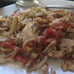 Chicken fajita �� VERY GOOD !!