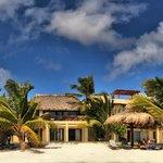 Beachfront of the Property, Maison & Plage, Casa & Playa