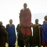 Meeting the Maasai