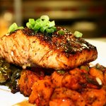 Sweet Tea Salmon