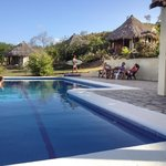 Las Plumerias Lodge and Surf Foto