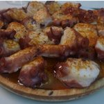 Pulpo a Feira receta de Andrés Rodríguez