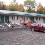 Motel outside