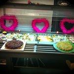 Buffet Saint-Valentin