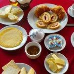 Bon petit-déjeuner
