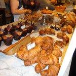 Bakery counter deelish!!!