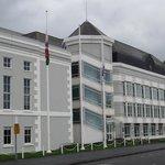 Venue Cymru, view from the Promenade