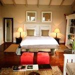 Beautiful decor, Emily Moon River Lodge