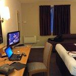 Foto di Premier Inn Isle Of Wight (Newport) Hotel