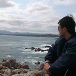 Watching whales at Gansbaai