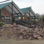 Elephant Camp and Buffalo Camp rooms