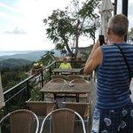 Balis Cafe terrace