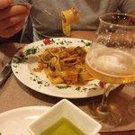 Pappardelle al ragù di lepre e birra Made in Calabria